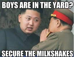 Milkshake Meme - image 574238 my milkshake brings all the boys to the yard