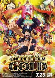 film unyil bf one piece gold will be released in indonesia on september 2016 the