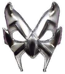 black and white mardi gras masks venetian half mask silver caufields