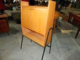 bureau vintage design bureau secretaire vintage vintage teak bureau secretaire