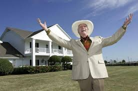 Southfork Ranch Dallas by In Photos The Life Of Larry Hagman Best Known As J R Ewing From