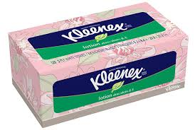 kleenex tissues with lotion review