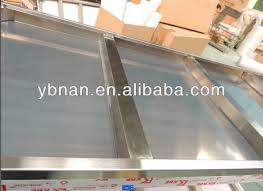 Folding Kitchen Table by Professional Kitchen Equipment Manufacturer Stainless Steel