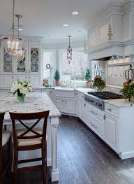 Kitchen Maid Cabinets by Kitchen Pantry Doors Kitchen Contemporary With Wood Floor White Walls