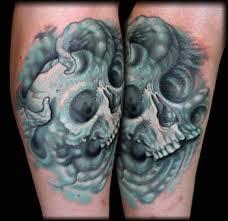 for unique skull tattoos tattoos organoskull u003d