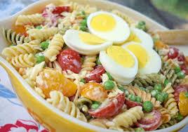 summer garden pasta salad great day farms