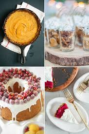unique thanksgiving dessert recipes popsugar food