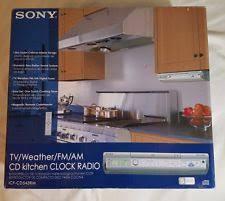 Under Cabinet Radio Tv Kitchen Under Cabinet Tv For Kitchen Hbe Kitchen