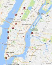 Map Of Manhattan Neighborhoods Here Are The Nyc Neighborhoods With The Highest Number Of Dogs Per