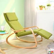 Ikea Recliner Chair Daleo Casa Ikea Stylish Solid Wood Rocking Single Fabric Lounge