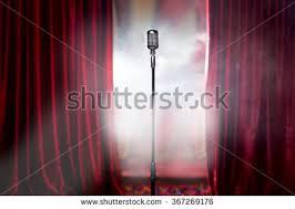 Curtains On A Stage Free Spotlight Stage Smoke 16729 Stock Photo Avopix Com
