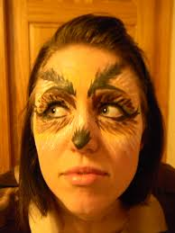 Owl Halloween Makeup by Diy Lady Owl Costume Frenchie Hearts Freckles