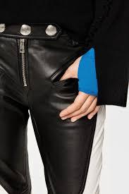 biker pants piker biker pants zadig u0026 voltaire