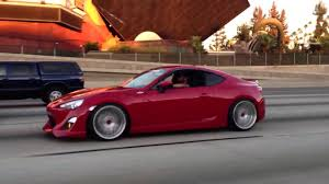 frs scion red scion frs youtube