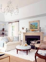 white shabby chic living room furniture