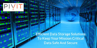 data storage solutions efficient data storage solutions to keep your mission critical