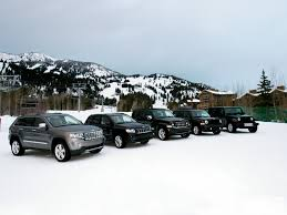 which jeep is right for the road you u0027ll be traveling
