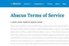 terms of use terms and conditions template generator free 2018