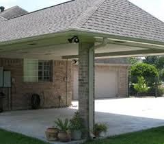 attached carport carport ideas attached to house