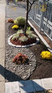 front yard with rock and gravel google search u2026 pinteres u2026