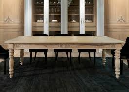traditional dining table wooden rectangular castagna cucine