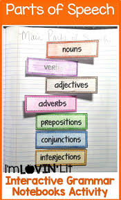 English Grammar Worksheets For Grade 2 Best 10 Parts Of Speech Activities Ideas On Pinterest Parts Of
