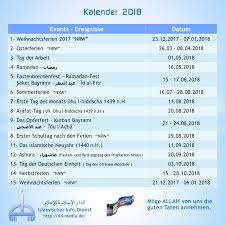 Kalender 2018 Germany Kalender