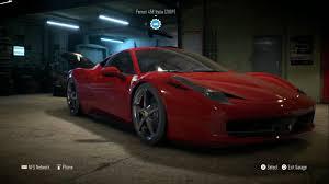 how fast is a 458 italia need for speed 2015 ferrarri 458 italia customization