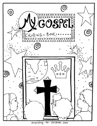 great gospel coloring pages 51 for coloring for kids with gospel