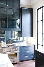 cobalt blue glass tile backsplash kitchen unusual glass tile