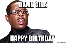 Gina Meme - gina