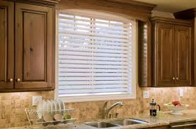 black horizontal faux wood blinds business for curtains decoration