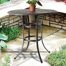 High Chairs Lecterns Coat Stands Patio Heaters Event Bar Height Patio Tables You U0027ll Love Wayfair