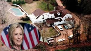 hillary clinton u0027s mansion u0026 houses youtube