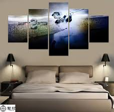 popular yankees canvas buy cheap yankees canvas lots from china 5 panel mlb new york yankees derek jeter baseball canvas printed painting for living picture wall