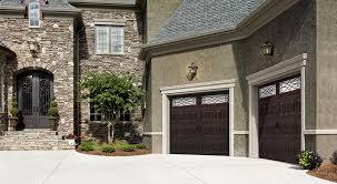 oak summit amarr garage doors