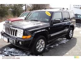 icon 4x4 jeep view of jeep commander limited 4x4 photos video features and