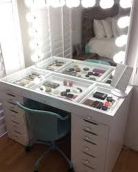 Vanity Ikea Hack 17 Makeup Organizers You U0027ll Surely Love Makeup Storage Storage