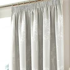 grey pleated curtains ready made pencil pleat grey pinch pleat