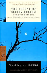the legend of sleepy hollow and other stories or the sketch book