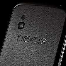 black titanium textured back cover skin for nexus 4 black titanium