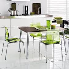 Kitchen Table With Caster Chairs Modern Kitchen Table Sets Dinette With Casters The Inspirations