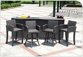 Outdoor Bar Patio Furniture Breathtaking Outdoor Patio Furniture Bar Ideas Bar Patio Furniture