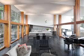 modern gourmet kitchen modern eco centric design at pender island blog homeadverts
