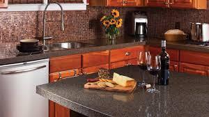 Easy Backsplash - granite countertop stainless steel kitchen cabinet knobs easy