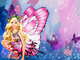 barbie doll wallpaper wallpapersafari