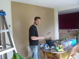 Meuble Cuisine Couleur Taupe by Peinture Murale Couleur Taupe Appelant Sur Dacoration Intarieure