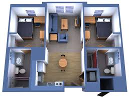 Two Bedroom Design Apartment Apartment Floor Plans 2 Bedroom Modern Hd For Stunning
