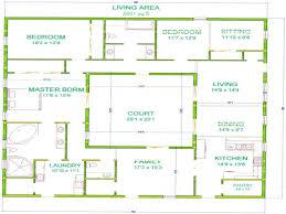 eichler atrium floor plan house plan beautiful plans with atrium in center photos stupendous