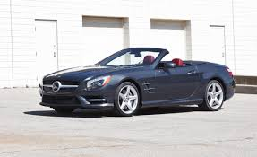 price of lexus hardtop convertible 2013 mercedes benz sl550 tested u2013 review u2013 car and driver